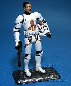 TSC-068: Combat Engineer Clone Trooper - SAGA TSC