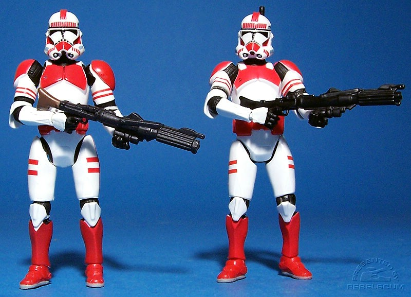 Clone Trooper III-06 (repaint) | Shock Trooper