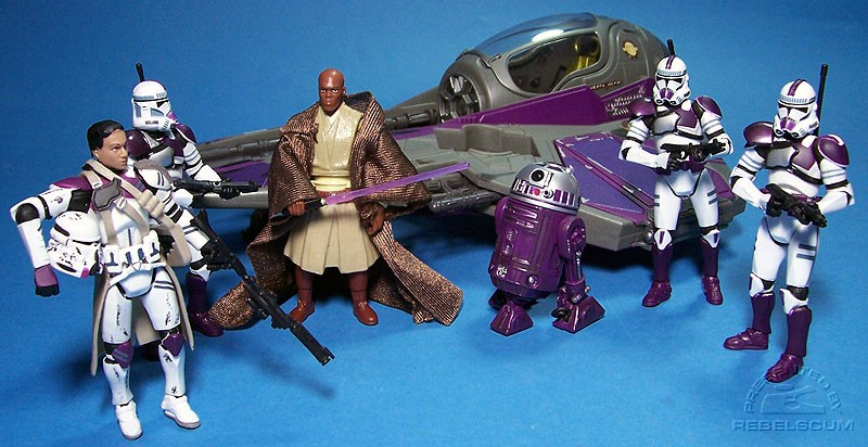 Mace Windu's Attack Battalion