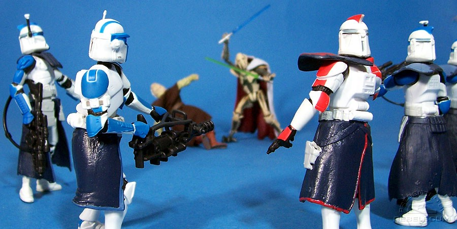 General Grievous has been found...take him out!