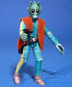 Greedo (The Saga Collection) VTSC