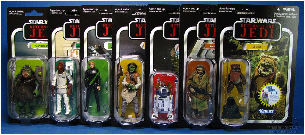 New Star Wars Figures