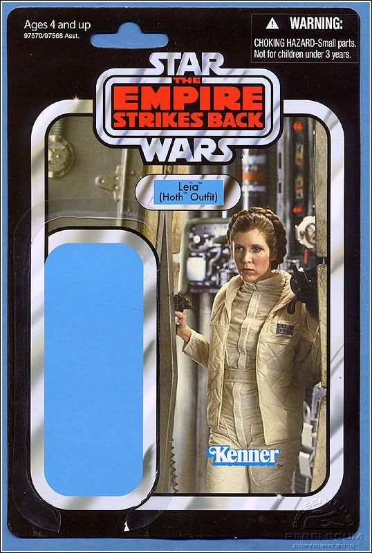 VC02: Leia (Hoth Outfit)