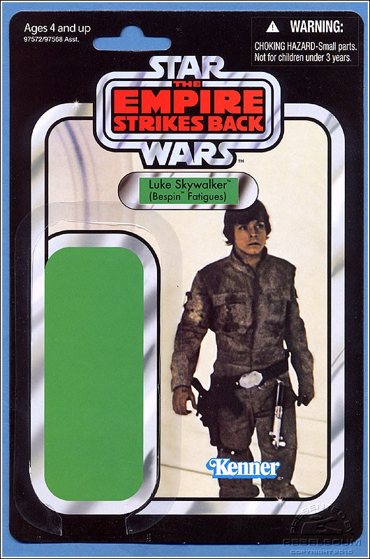 VC04: Luke Skywalker (Bespin Fatigues)