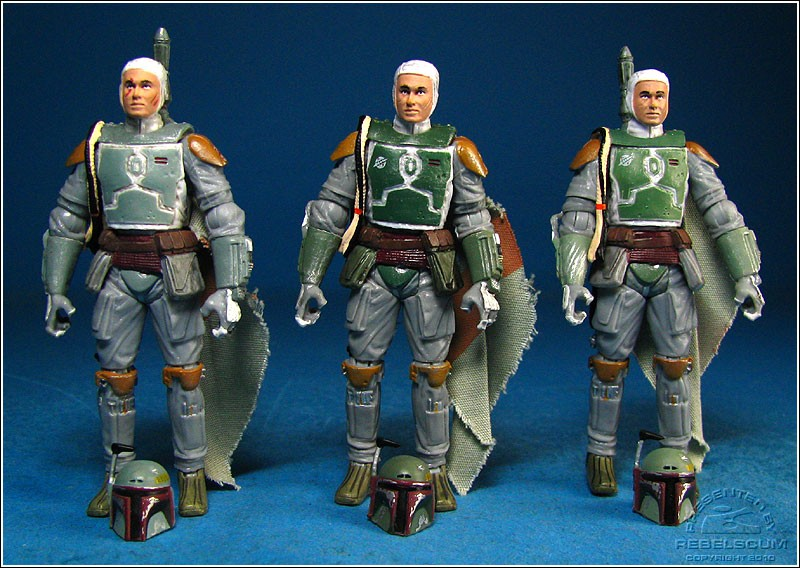 Boba Fetts: Evolutions | LC | TVC