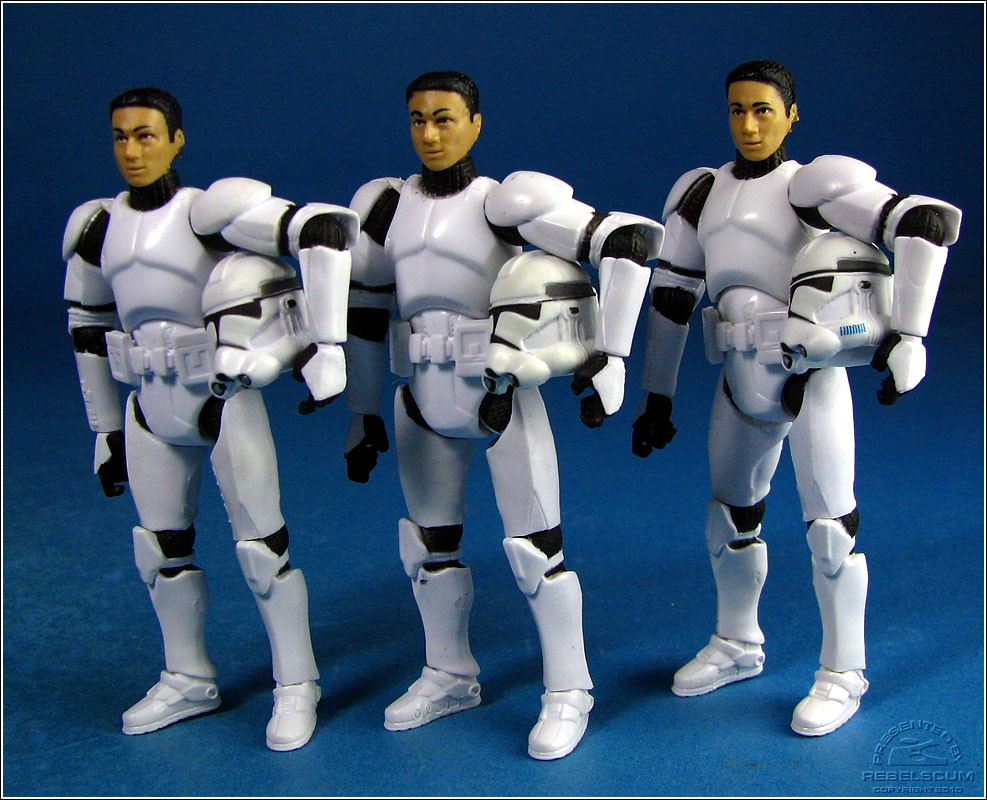 Clone Trooper Variants