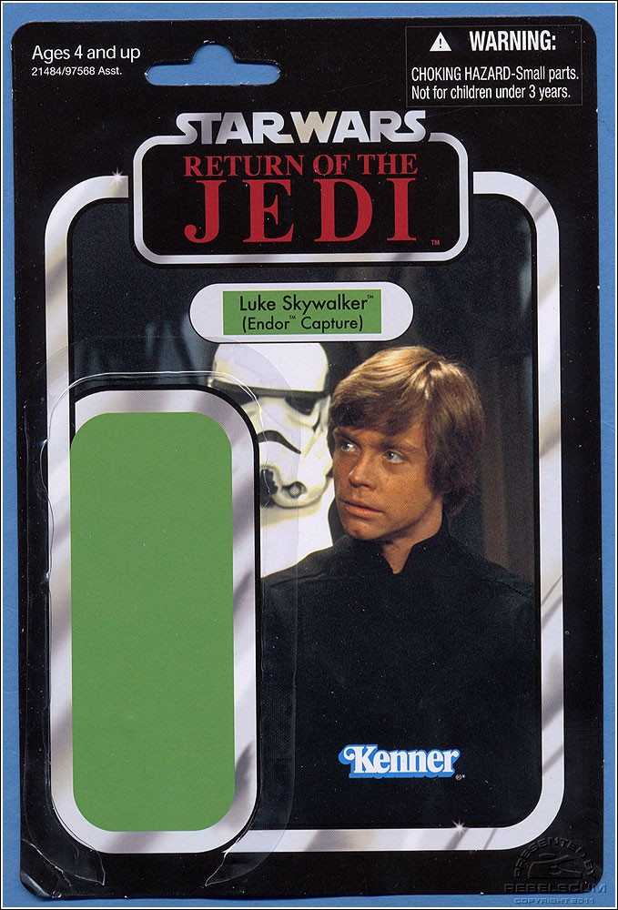VC23: Luke Skywalker (Endor Captive)