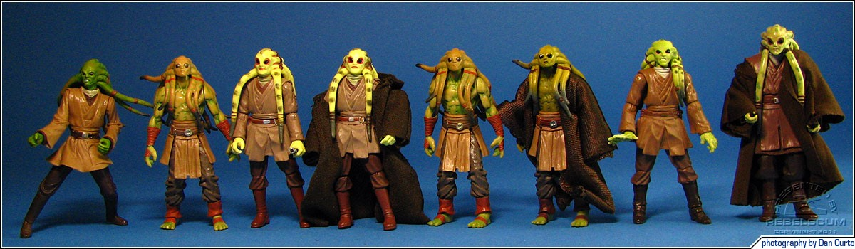 Kit Fistos: Saga | Clone Wars | Revenge of the Sith | Jedi Vs. Darth Sidious | The Saga Collection | Droid Factory 2008 | The Vintage Collection