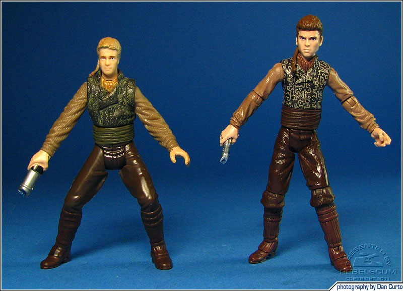 Anakin Skywalker (Peasant Disguise): Saga | The Vintage Collection