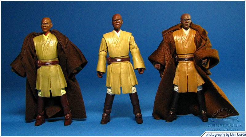 Mace Windu: The 30th Anniversary Collection | Geonosis Arena | The Vintage Collection