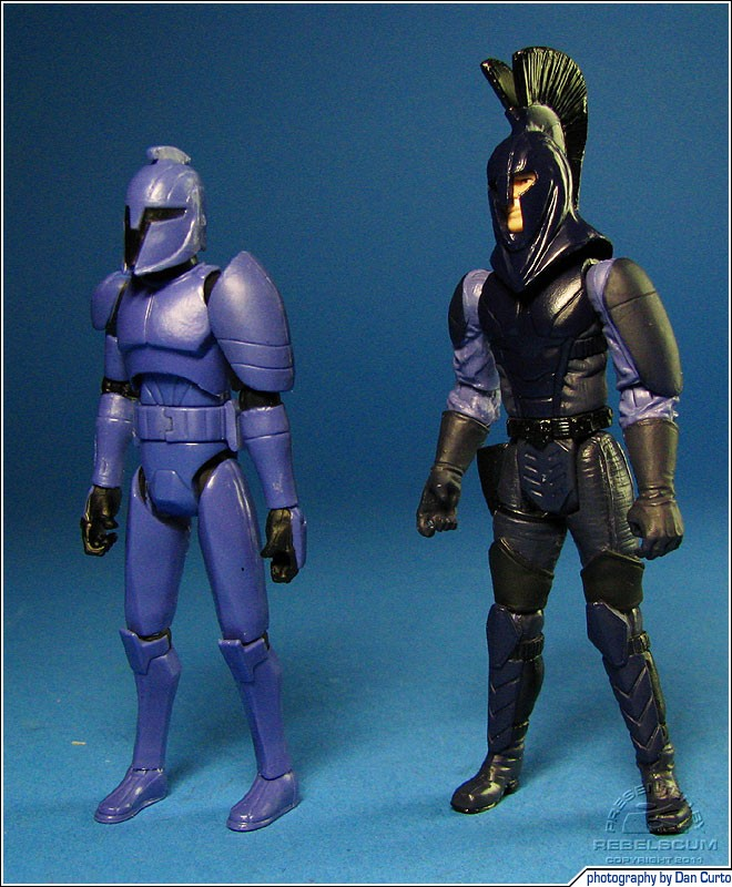 Senate Commando (The Clone Wars) | Senate Guard (The Vintage Collection)