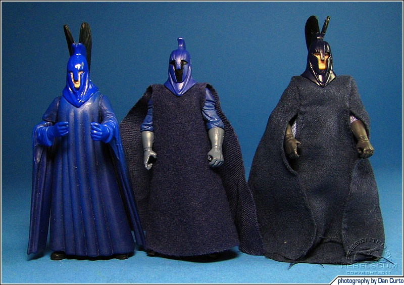 Blue Guards: Power of the Jedi | Revenge of the Sith | The Vintage Collection