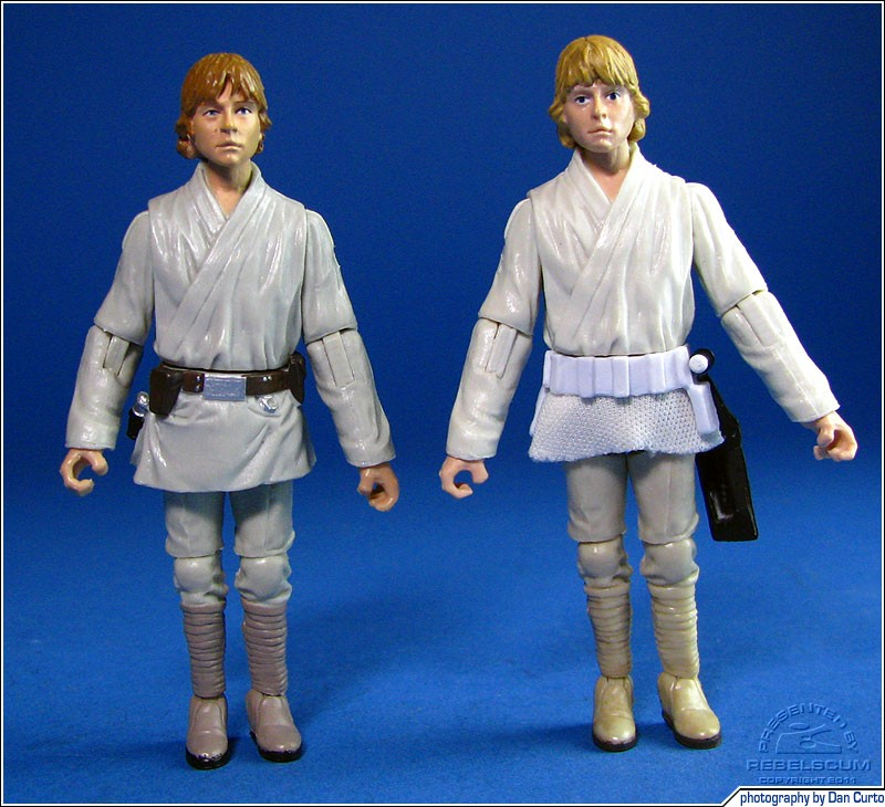 Luke Skywalkers: Resurgence of the Jedi | The Vintage Collection