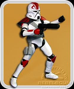 "ARC Commander phase 1 - /""Captain Fordo/"" Star Wars Hasbro 3,75/"": TVC"