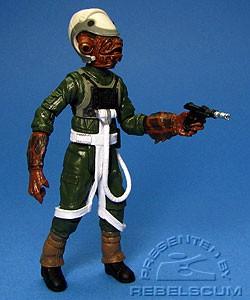 Rebel Pilot (Mon Calamari)