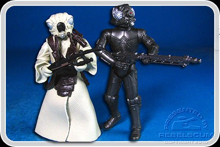 Bounty Hunters: 4-LOM & Zuckuss