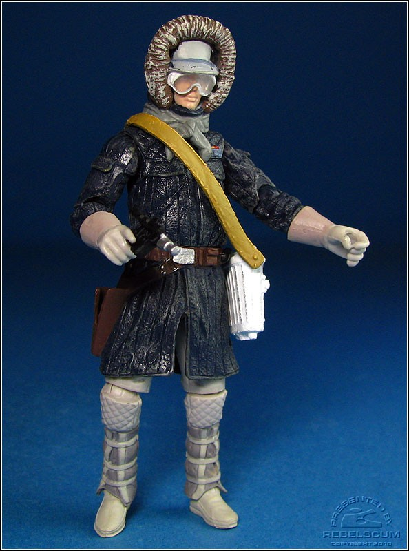 Han Solo (Hoth Outfit)