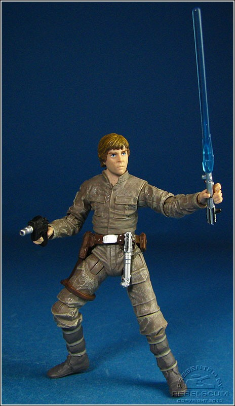 Luke Skywalker (Bespin Fatigues)