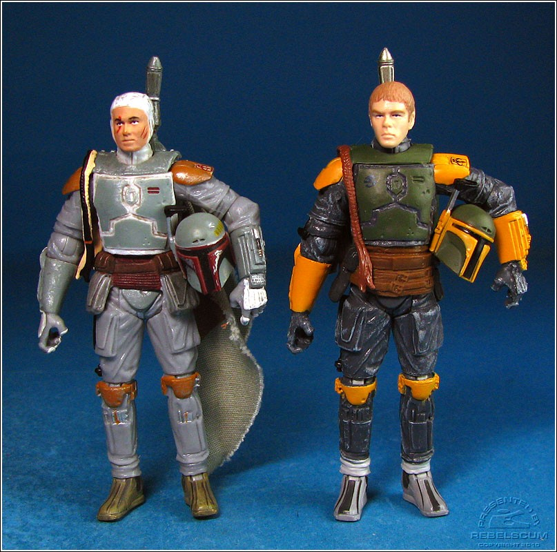 Boba Fett (Evolutions) | Jodo Kast (Bounty Hunter)