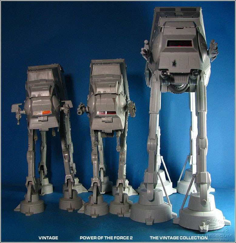 star wars hasbro at at