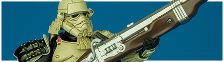 Teppo Ashigaru Sandtrooper (Special Version) Meisho Movie Realization from Tamashii Nations