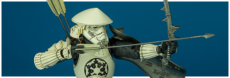 Yumiashigaru Stormtrooper Meisho Movie Realization from Tamashii Nations