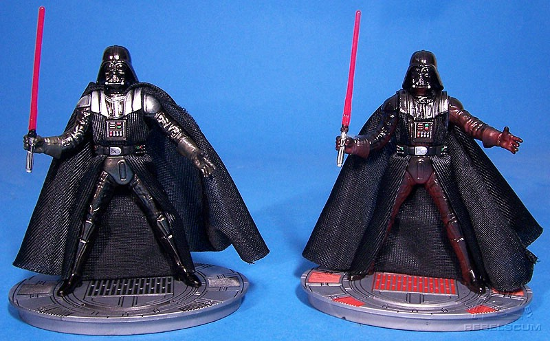 Titanium Series Darth Vader | Darth Vader (Mustafar Armor)