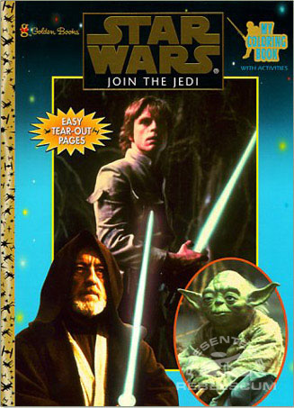 Star Wars: Join the Jedi Coloring Book
