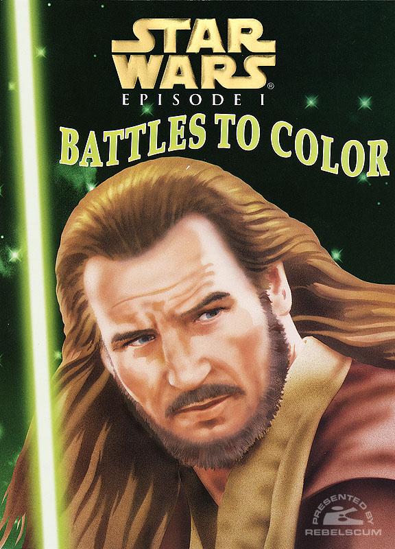 Star Wars: Episode I – Battles to Color