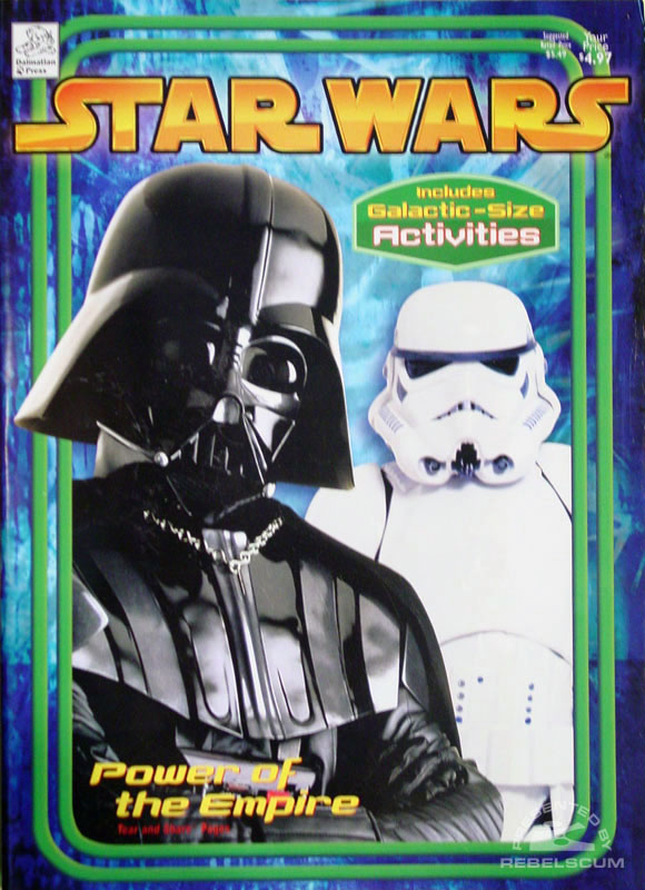 Star Wars: Power of the Empire Coloring Book