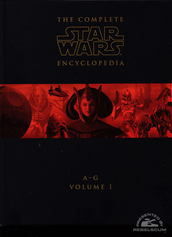 The Complete Star Wars Encyclopedia-Vol 1