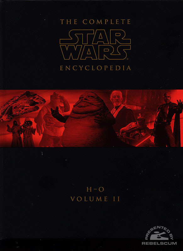 The Complete Star Wars Encyclopedia-Vol 2