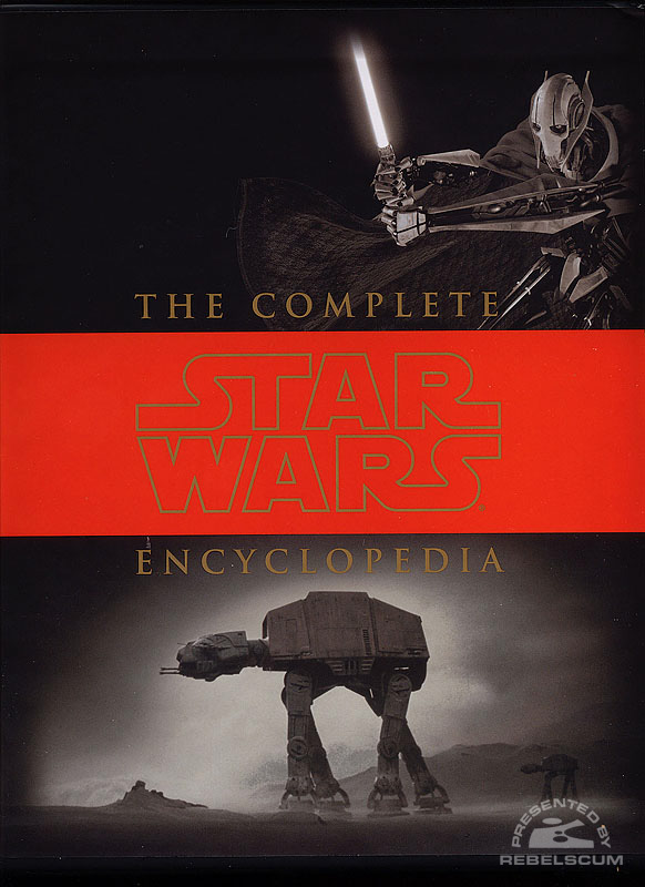 The Complete Star Wars Encyclopedia-Back