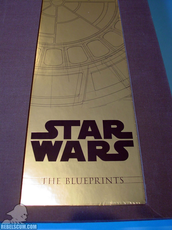 Star Wars: The Blueprints (Outer Case-Front)