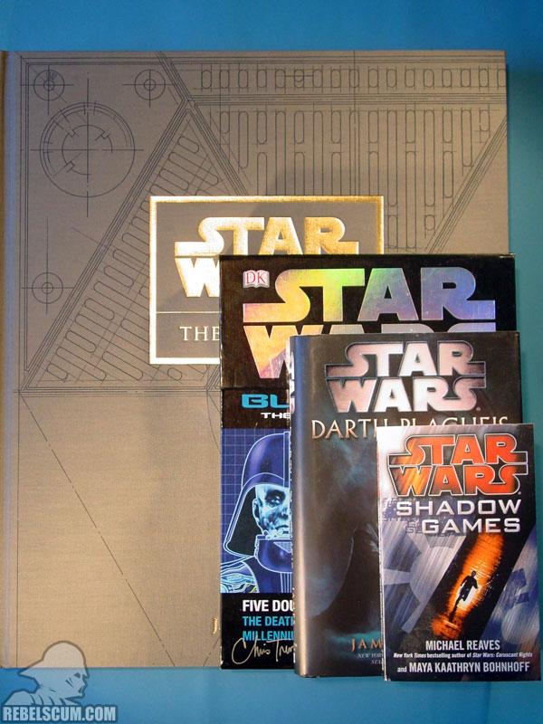 Star Wars: The Blueprints (Size Comparison-Paperback, Hardcover, Oversized Hardcover, The Blueprints)
