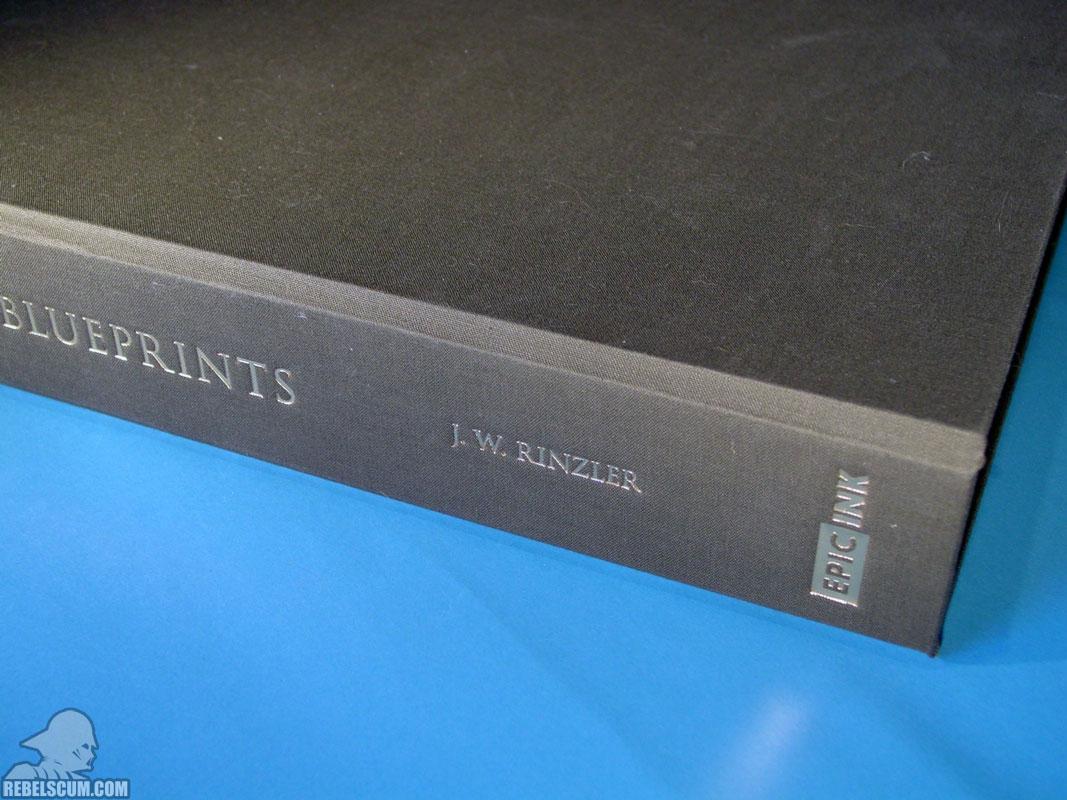 Star Wars: The Blueprints (Spine)
