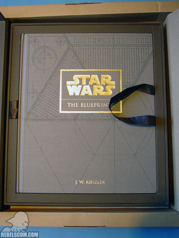 Star Wars: The Blueprints (Book inside Case)