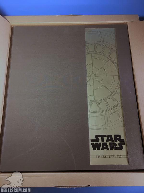Star Wars: The Blueprints (Case inside Box)