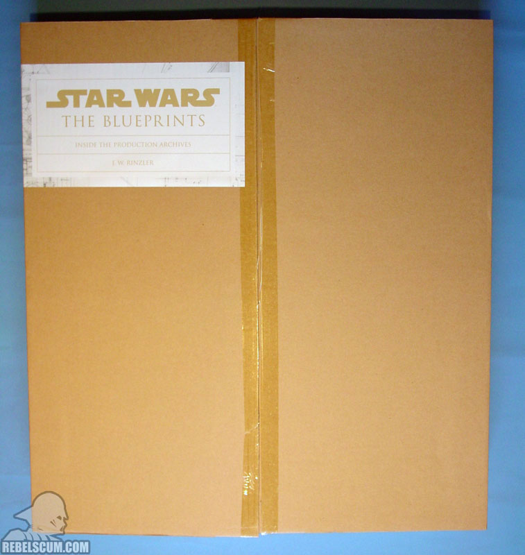 Star Wars: The Blueprints (Outer Box-Front)