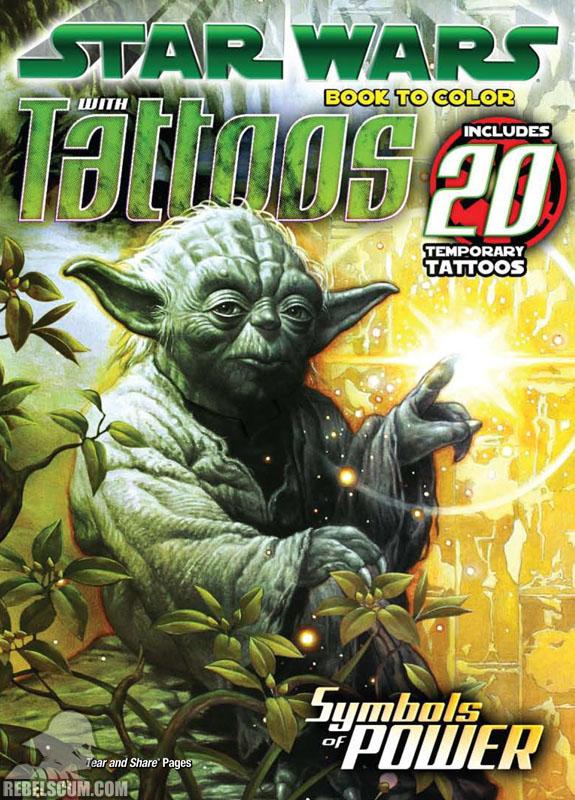 Star Wars: Symbols of Power Coloring Book