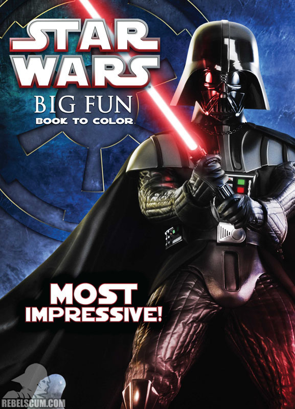 Star Wars: Most Impressive Coloring Book