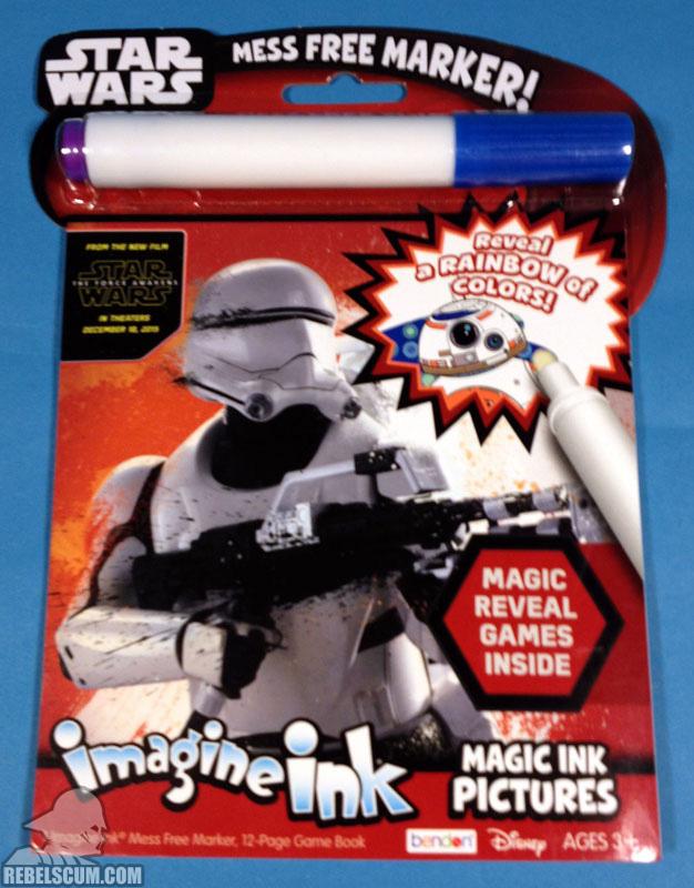 Star Wars: Imagine Ink