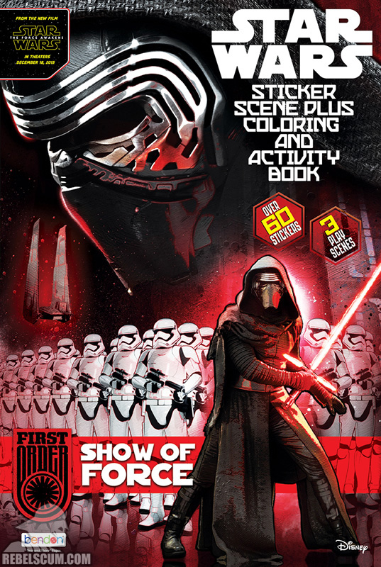 Star Wars: Show of Force Coloring Book