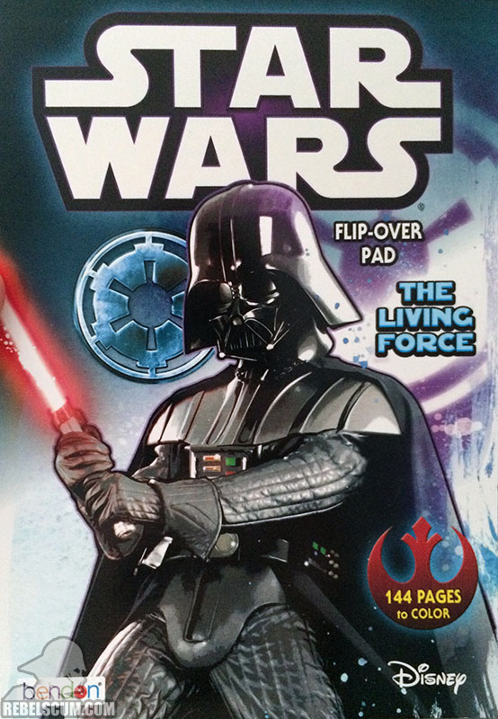 Star Wars: The Living Force Flip-Over Pad