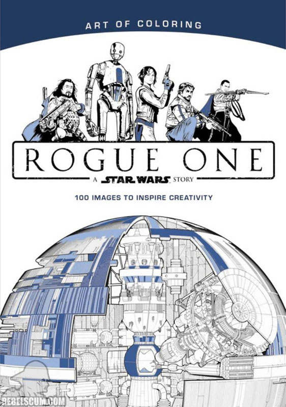 Art of Coloring: Rogue One