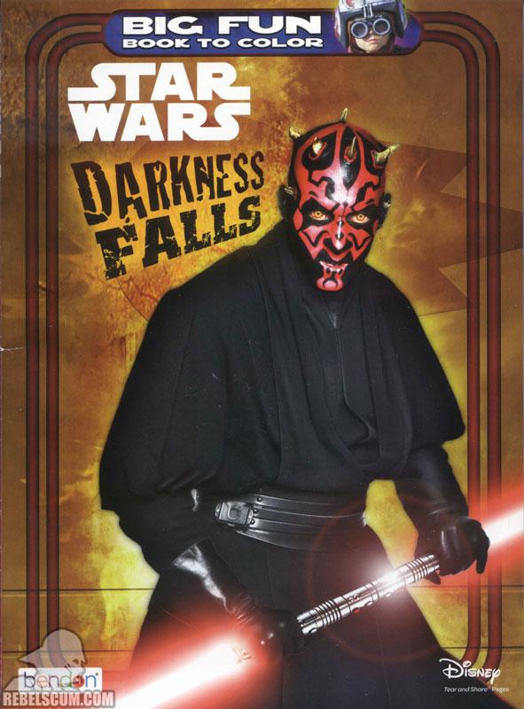 Star Wars: Darkness Falls Coloring Book