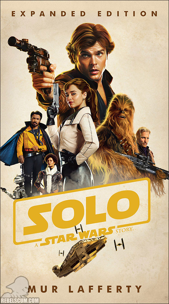 Solo: A Star Wars Story Expanded Edition