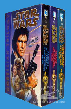 Star Wars: Corellian Trilogy Boxed Set