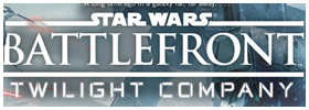 Star Wars: Battlefront - Twilight Company