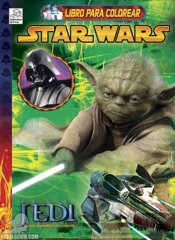 Star Wars: Jedi Coloring Book